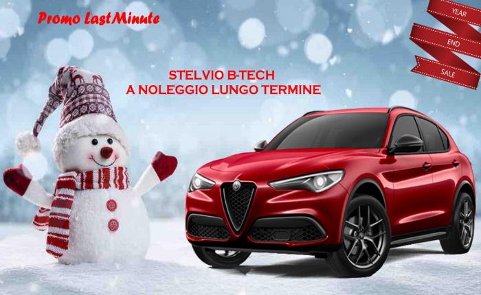 ALFA ROMEO STELVIO STOCK – PROMO FINE SERIE